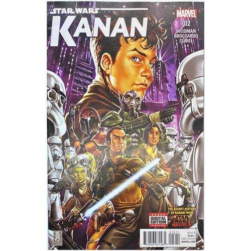 KANAN: THE LAST PADAWAN #12