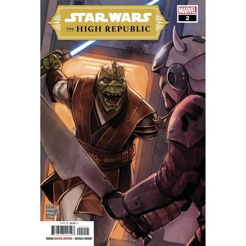 STAR WARS HIGH REPUBLIC #2