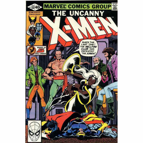 UNCANNY X-MEN #132 (KEY ISSUE)