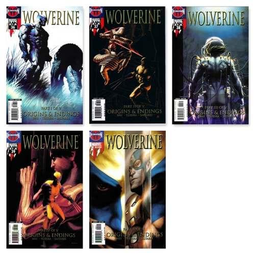 WOLVERINE #36 - #40