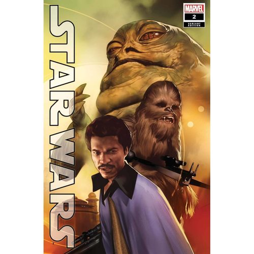 STAR WARS #2 - OLIVER VAR