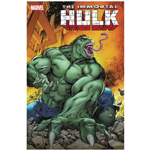 IMMORTAL HULK 27 RANEY 2099 VAR