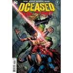 DCEASED DEAD PLANET #2 (OF 6) CVR A DAVID FINCH