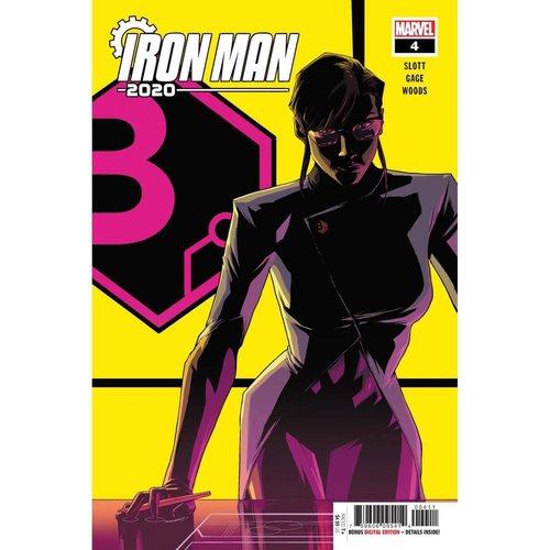 IRON MAN 2020 #4 (OF 6)