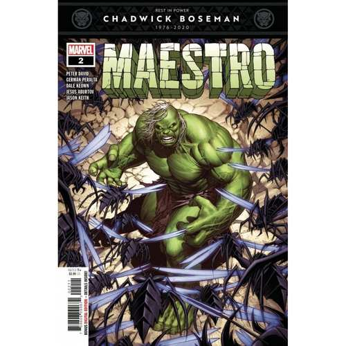 MAESTRO #2 (OF 5)