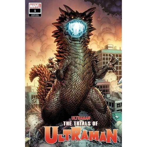 THE TRIALS OF ULTRAMAN #1 1:25 ART ADAMS VARIANT