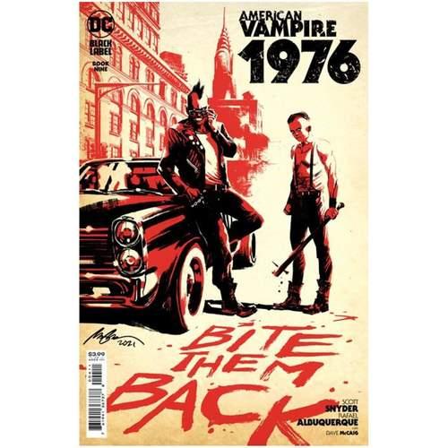 AMERICAN VAMPIRE 1976 #9 (OF 10) CVR A RAFAEL ALBUQUERQUE (MR)