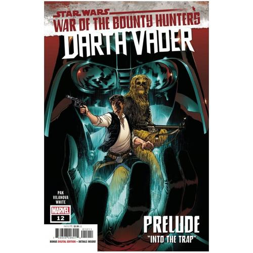 STAR WARS DARTH VADER #12