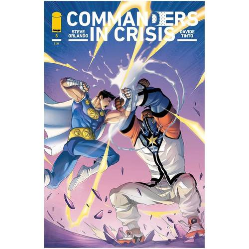 COMMANDERS IN CRISIS #8 (OF 12) CVR A TINTO