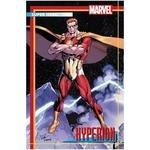 HEROES REBORN #2 (OF 7) BAGLEY TRADING CARD VAR