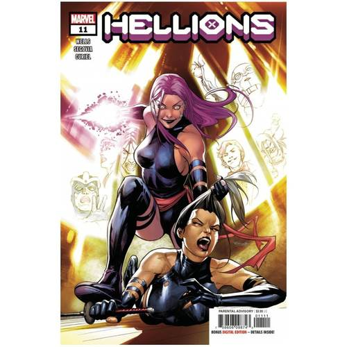 HELLIONS #11