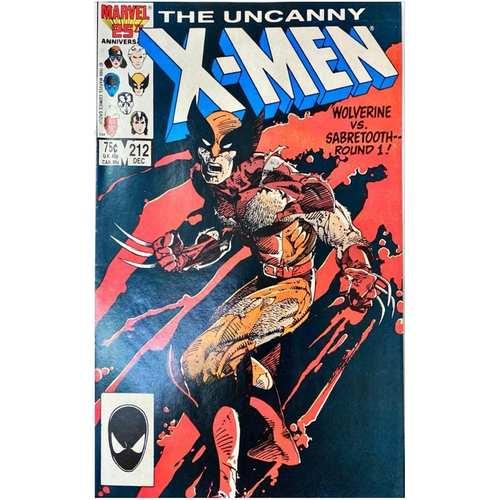UNCANNY X-MEN #212