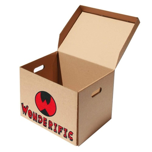 Wonderific Comic Storage Box for Modern Comics