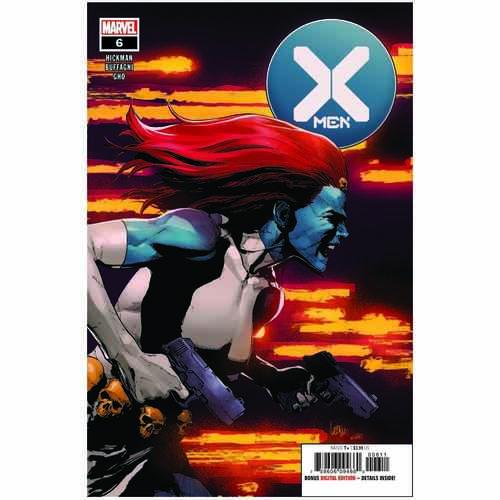 X-MEN 6 DX