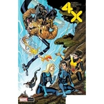 X-MEN FANTASTIC FOUR #1 - JAVIER GARRON VARIANT
