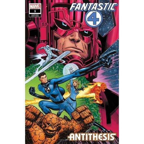 FANTASTIC FOUR ANTITHESIS #1 (OF 4) MCGUINNESS VAR
