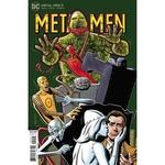 METAL MEN #9 (OF 12) CARD STOCK BRIAN BOLLAND VAR ED