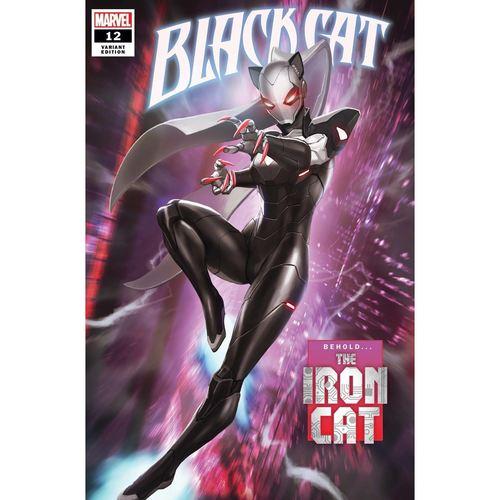 BLACK CAT #12 SKAN VAR