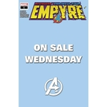 EMPYRE #1 (OF 6) MARVEL WEDNESDAY VAR