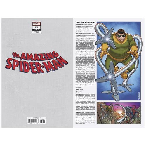 AMAZING SPIDER-MAN #70 HANDBOOK VAR SINW