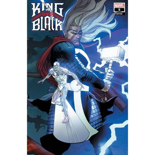 KING IN BLACK #5 (OF 5) YU CONNECTING VAR