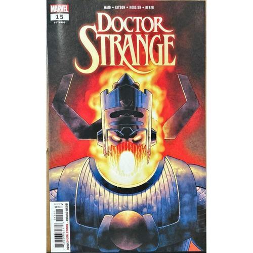 DOCTOR STRANGE #15 (2018)