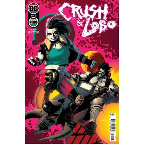 CRUSH & LOBO 1 OF 8 CVR A KRIS ANKA