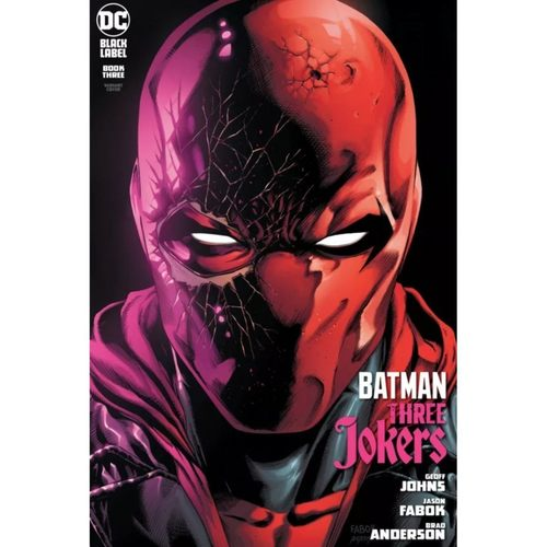 BATMAN THREE JOKERS #3 (OF 3) CVR B JASON FABOK RED HOOD VAR (MR)
