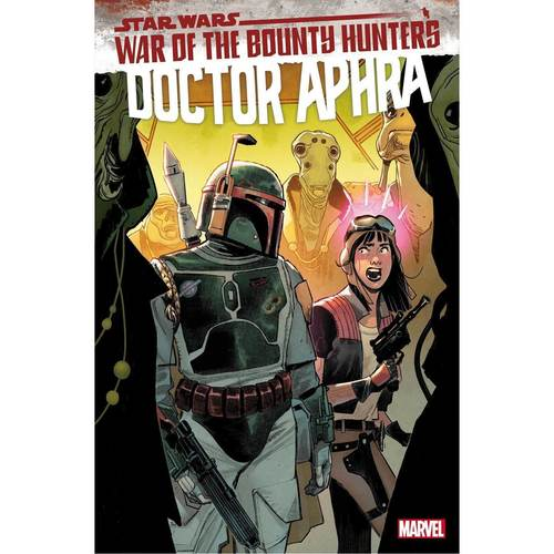 STAR WARS DOCTOR APHRA #12 WOBH