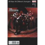ALL NEW ALL DIFFERENT AVENGERS #1 HIP HOP VARIANT