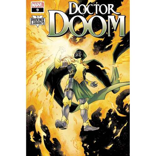 DOCTOR DOOM #9 SHALVEY DOCTOR DOOM PHOENIX VAR