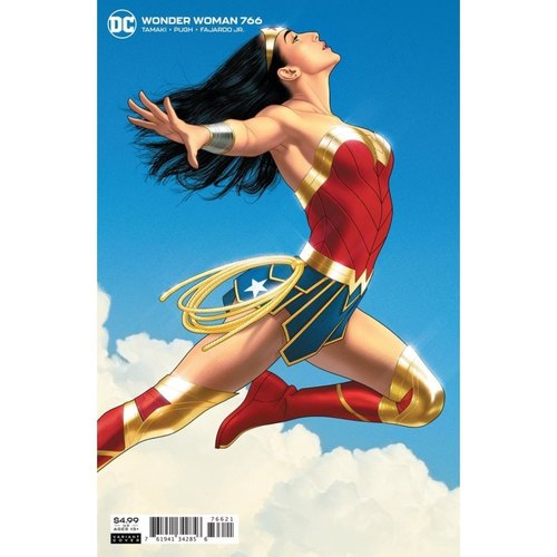 WONDER WOMAN #766 CVR B JOSHUA MIDDLETON CARD STOCK VAR