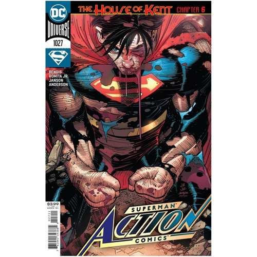 ACTION COMICS #1027 CVR A JOHN ROMITA JR & KLAUS JANSON