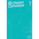 BATMAN CATWOMAN #1 (OF 12) CVR D BLANK VAR