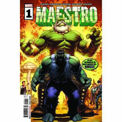 MAESTRO #1 (OF 5)