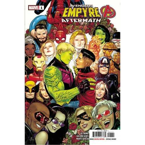 EMPYRE AFTERMATH AVENGERS #1