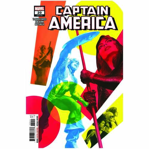 CAPTAIN AMERICA 20