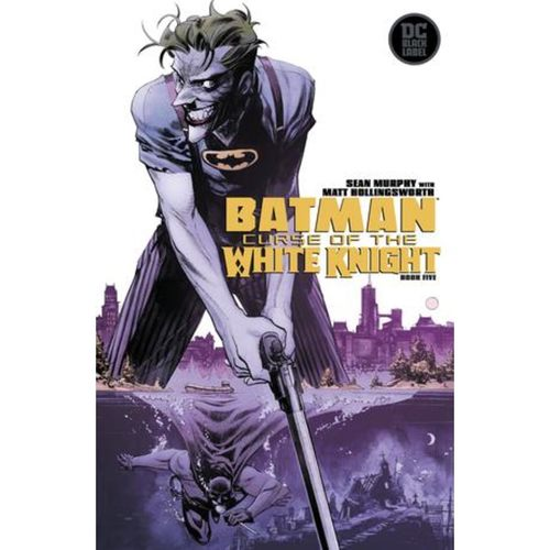 BATMAN CURSE OF THE WHITE KNIGHT 5 OF 8