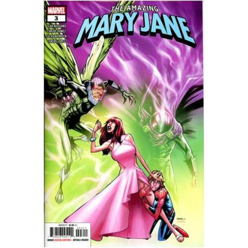 AMAZING MARY JANE 3