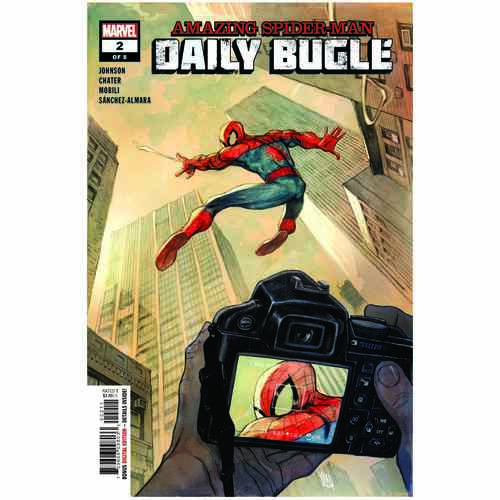 AMAZING SPIDER-MAN DAILY BUGLE 2 OF 5
