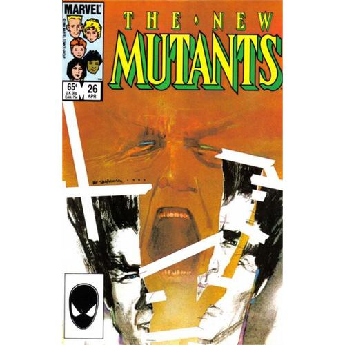 THE NEW MUTANTS 26 KEY ISSUE