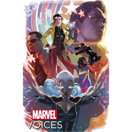 MARVELS VOICES LEGACY #1
