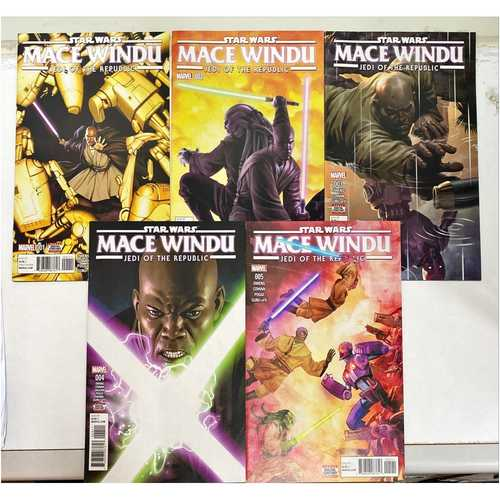 STAR WARS MACE WINDU 1 - 5