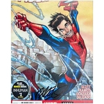 AMAZING SPIDER-MAN #1 (2014) SIGNED BY RAMOS