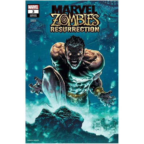 MARVEL ZOMBIES RESURRECTION #3 (OF 4) TAN VAR