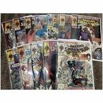 AMAZING SPIDERMAN TODD MCFARLANE COMIC BOOK RUN LOT 298-325, 328