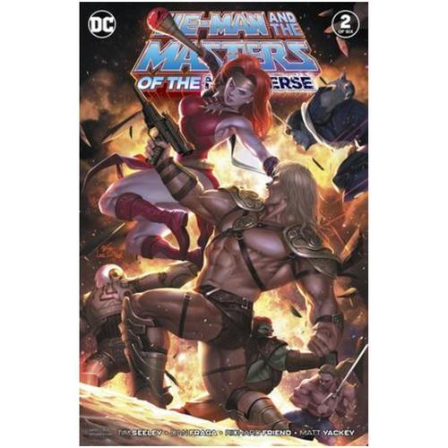 HE MAN AND THE MASTERS OF THE MULTIVERSE 2 OF 6