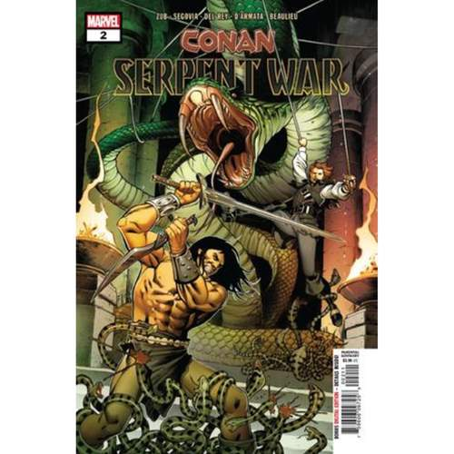 CONAN SERPENT WAR 2 OF 4