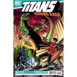 TITANS BURNING RAGE 5 OF 7