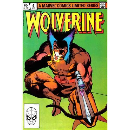 WOLVERINE FIRST MINI-SERIES #1 - #4 (KEY COLLECTION)